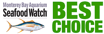 "Monterey Bay Aquarium Seafood Watch ""Best Choice"" logo"