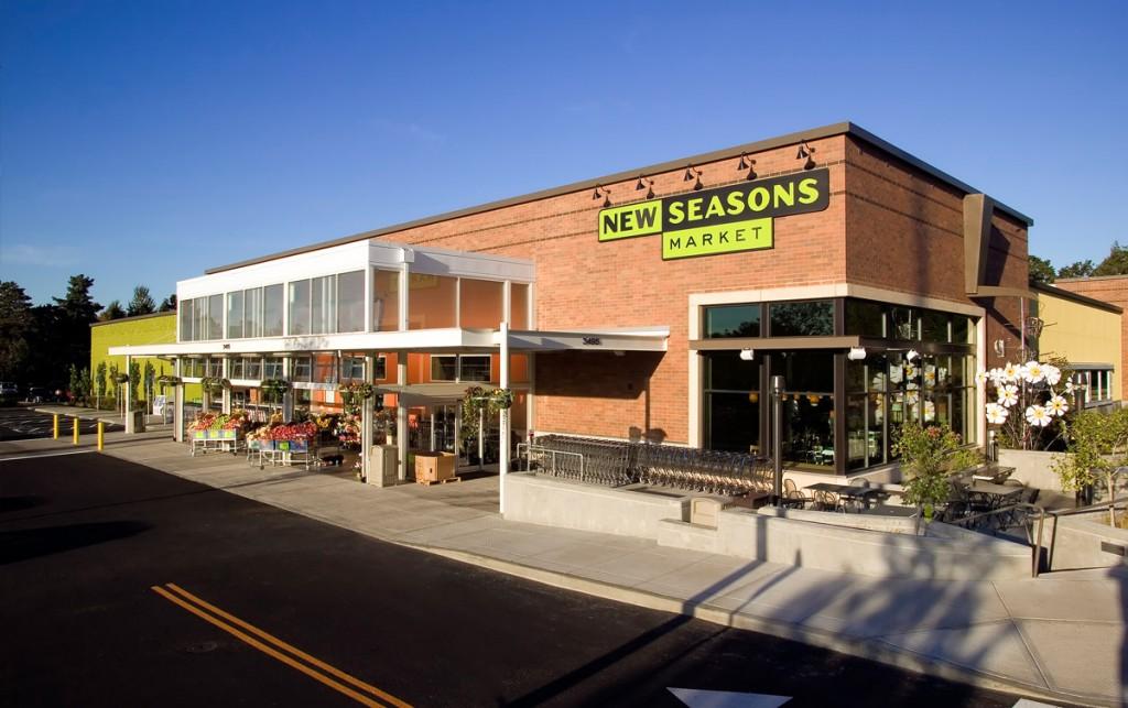 new seasons market store entrance