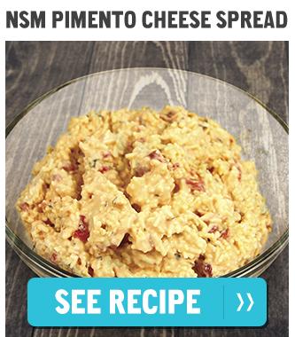 NSM Pimento Cheese Spread. See Recipe>>